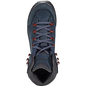 Lowa Renegade GTX 20 Mid Shoes Men navy/copper